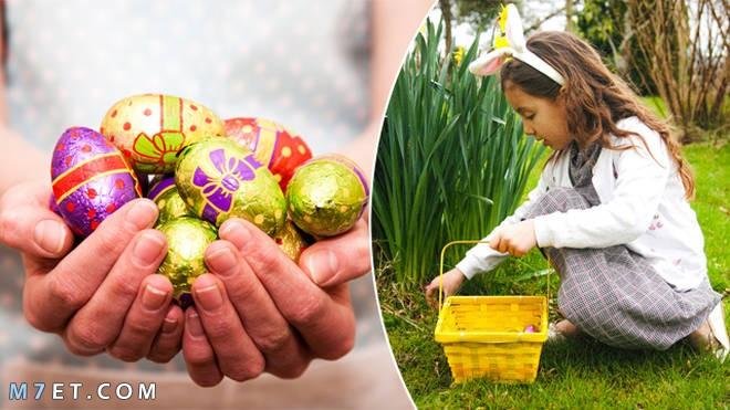 موعد شم النسيم وعلاقته مع عيد القيامة المجيد