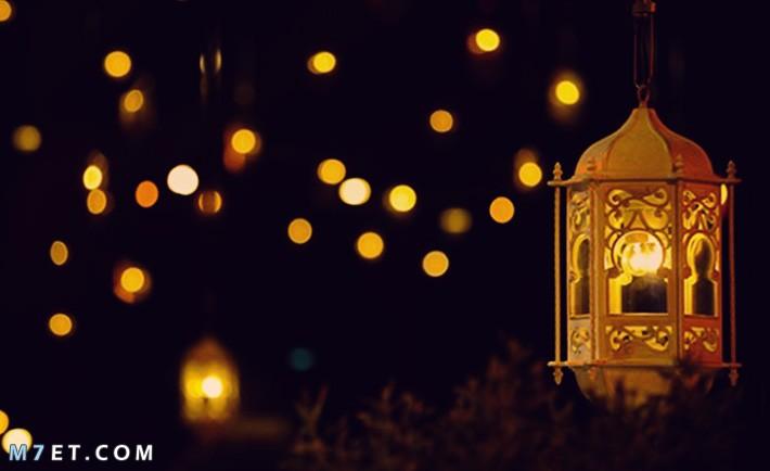 فانوس شهر رمضان | صور كفرات فيس بوك 2021