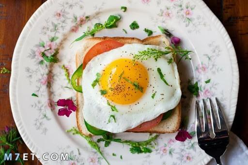 افضل فطور صحي