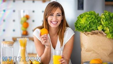 Photo of فوائد عصير البرتقال للبشرة الدهنية وأضراره