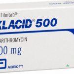 دواء كلاسيد مضاد حيوي لعلاج الالتهابات