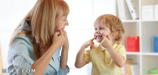 كيفية التعامل مع الاطفال في سن الثالثة