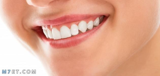 كيف نحافظ على بياض الاسنان