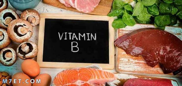 فوائد فيتامين ب للشعر