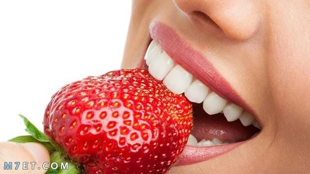 كيف ابيض اسناني في اسبوع