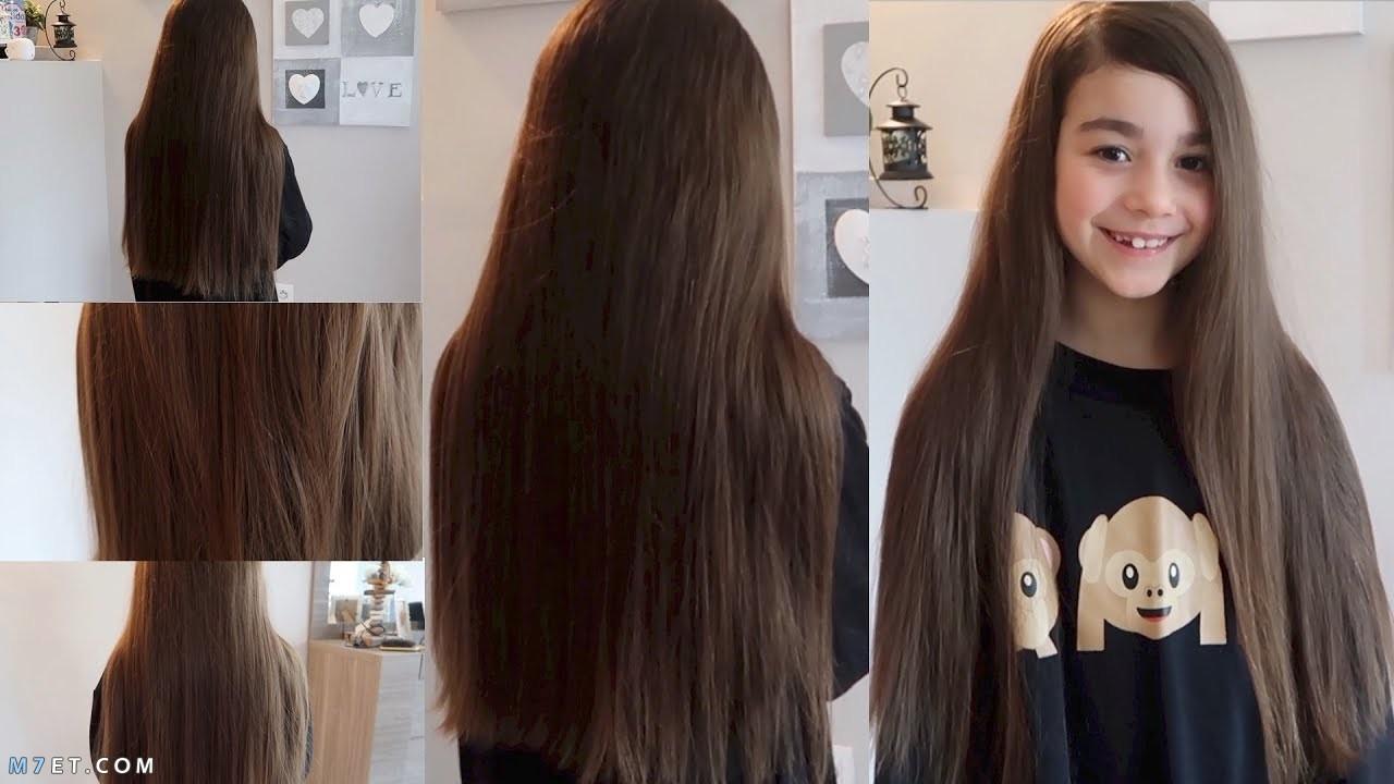 فيتامين يطول الشعر