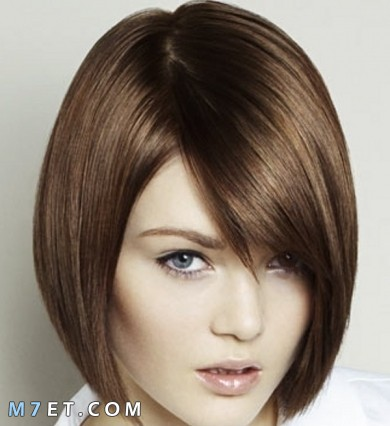انواع قصات الشعر