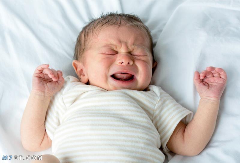 أعراض نقص الكالسيوم عند الرضع