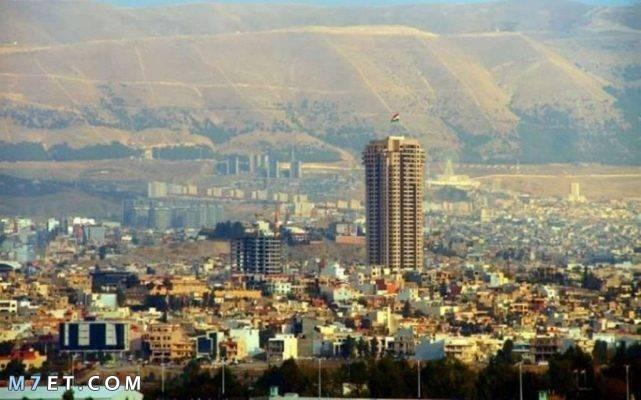 اجمل مدينة في العراق