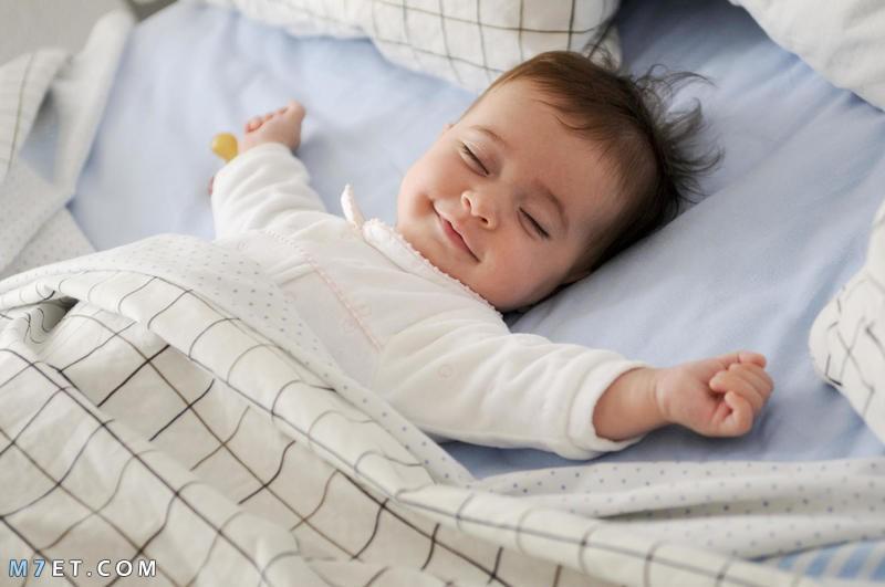 كيف اجعل طفلي ينام بشكل متواصل
