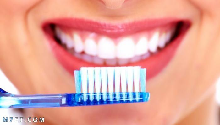 فوائد تنظيف الاسنان