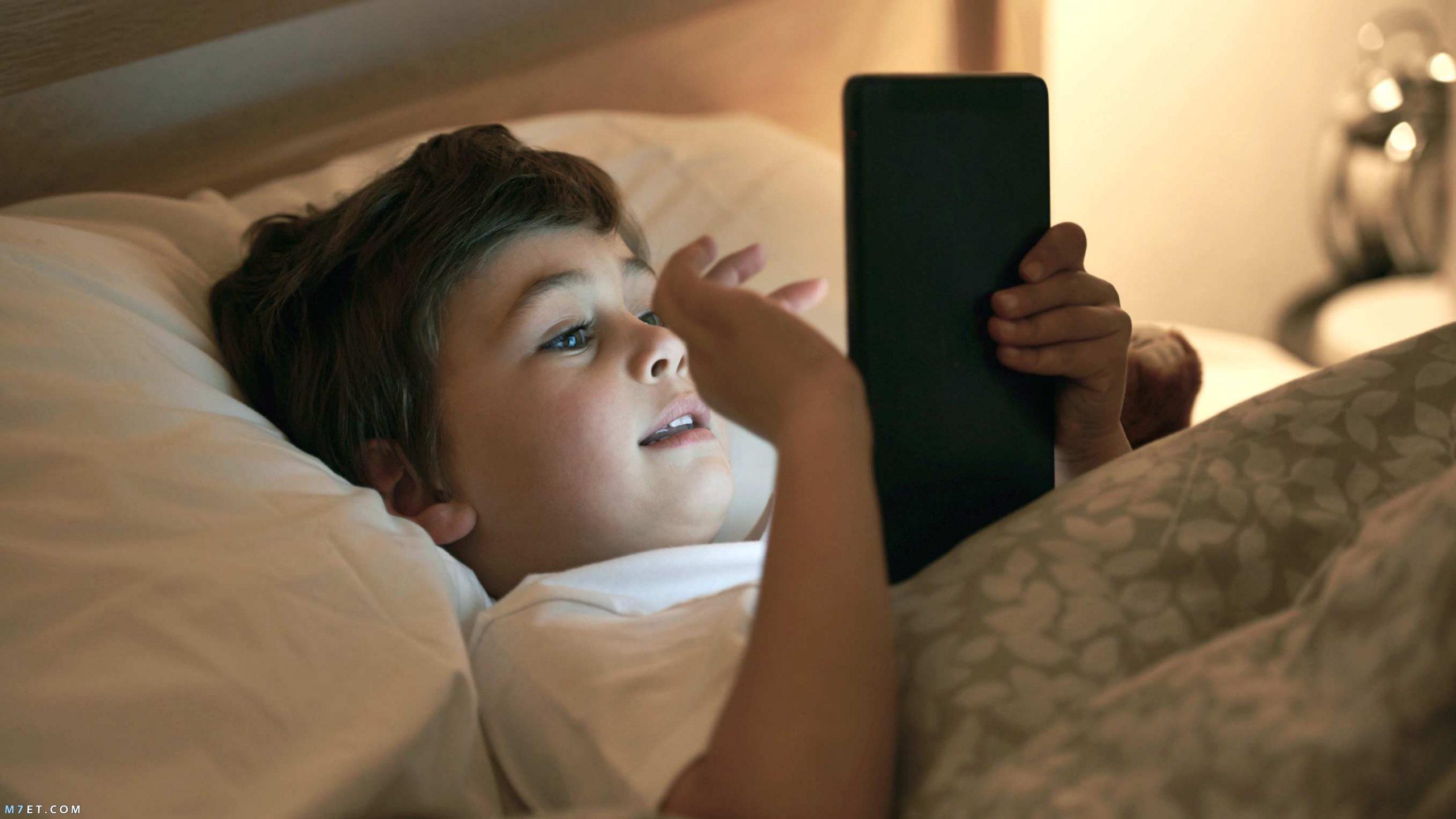امنعي استخدام الأجهزة الحديثة قبل النوم