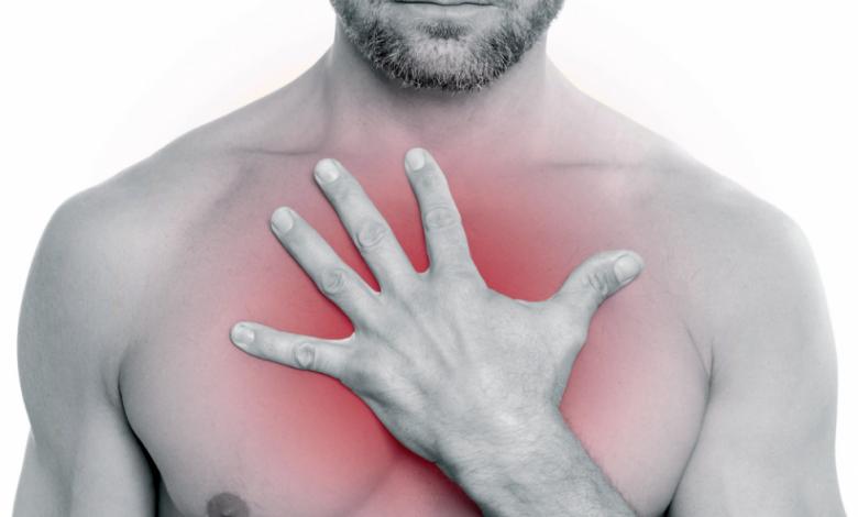 أسباب آلام الصدرية