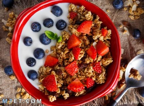 أهمية الفطور الصحي