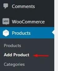 إضافة منتج