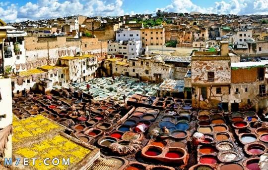 أجمل مدن المغرب