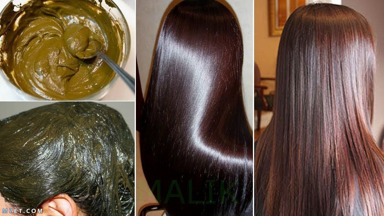 كم مدة الحناء على الشعر