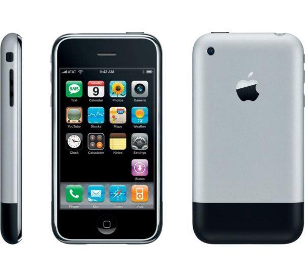 جهاز ايفون 1