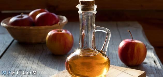 اضرار خل التفاح على البشرة