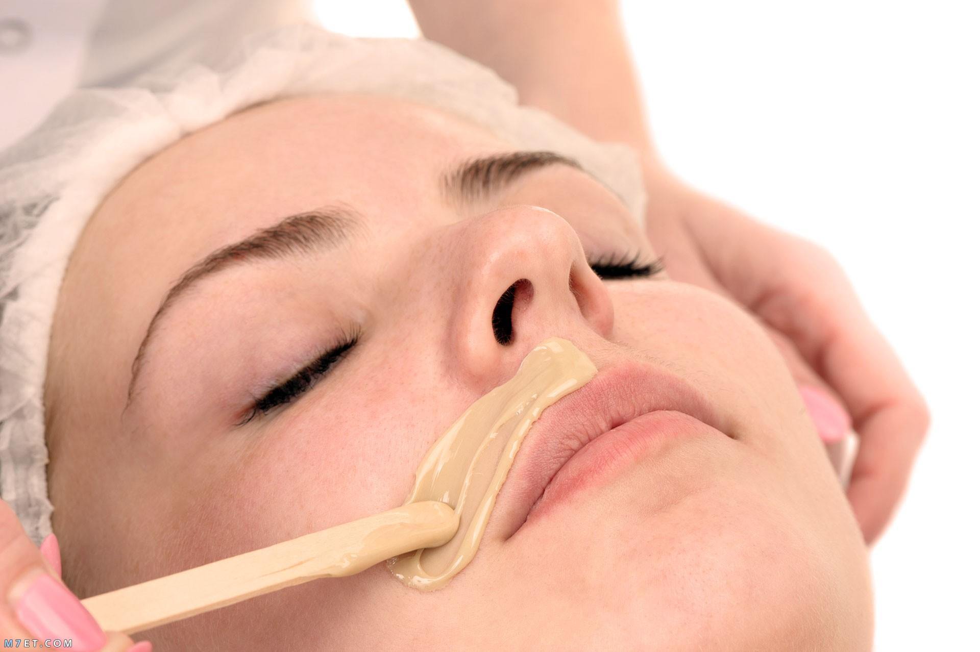 ما هي ابسط طريقة لازالة شعر الوجه