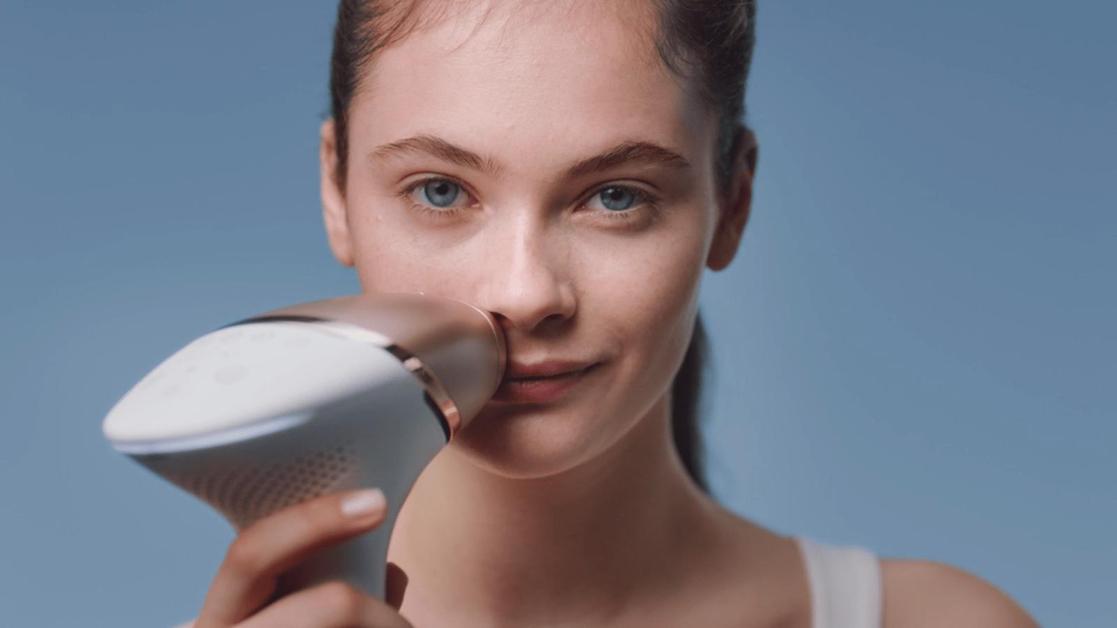 طرق إزالة شعر الوجه