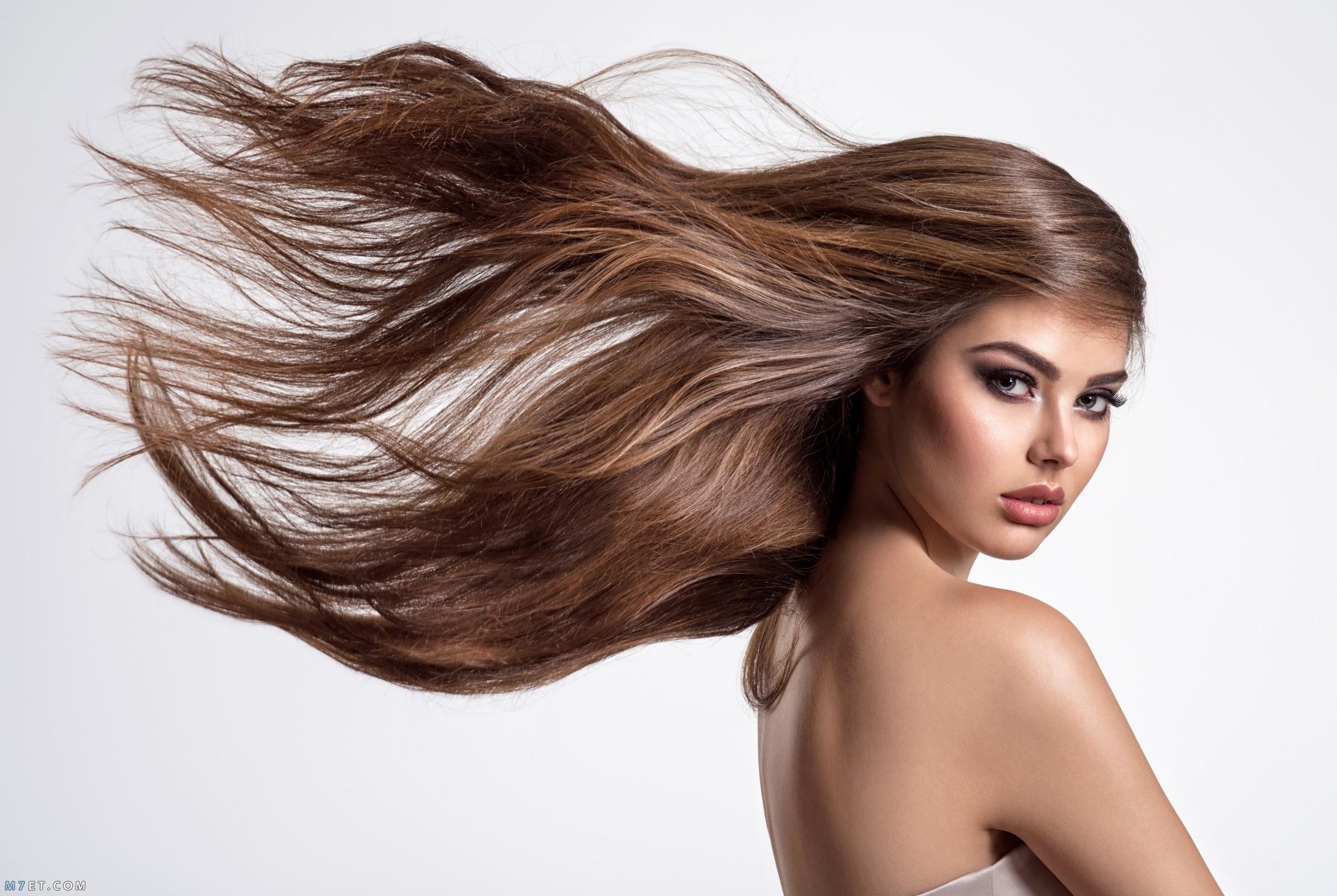 تأثير الماء على الشعر