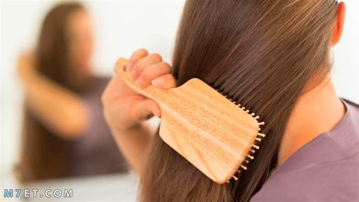 كيفية علاج تشابك الشعر