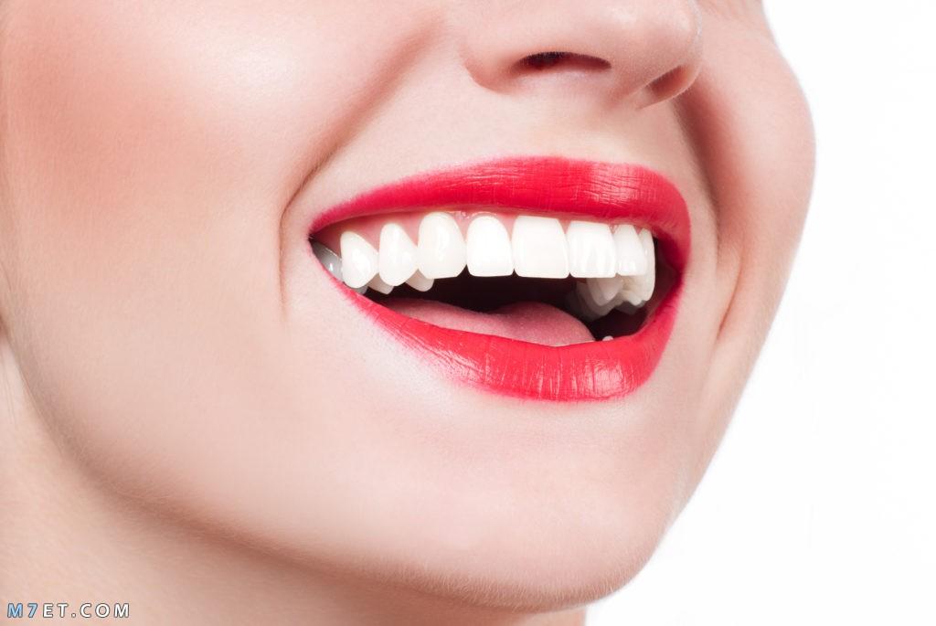 طرق مختلفة لتبيض الاسنان