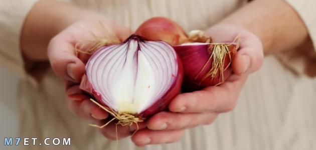 كيف تتخلص من رائحة البصل؟