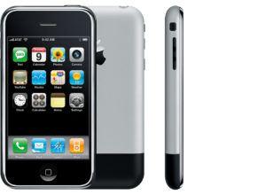 معلومات عن أول جهاز iPhone
