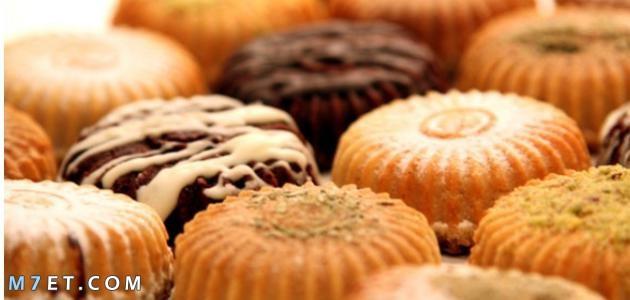 أنواع حلويات العيد