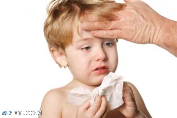 السعال الديكي عند الأطفال