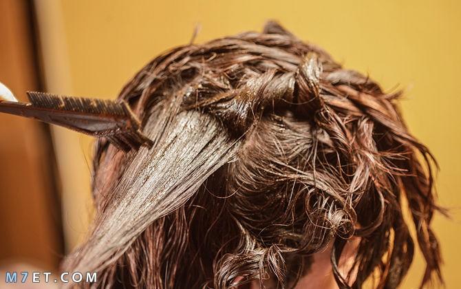 اضرار صبغة الشعر