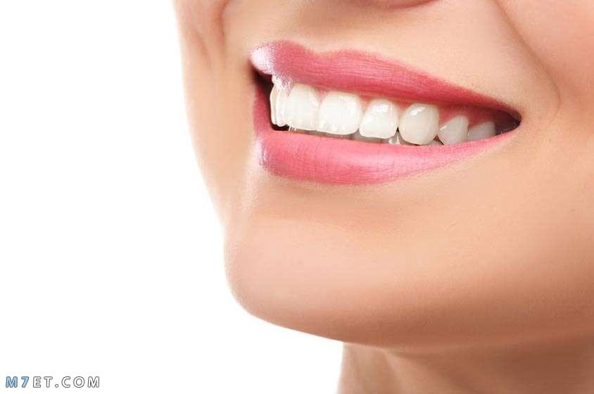 اسرع طريقة لتبييض الاسنان بالملح