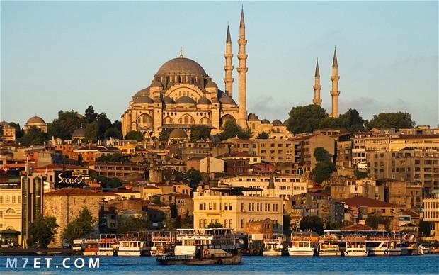 افضل مكان في تركيا للسياحة