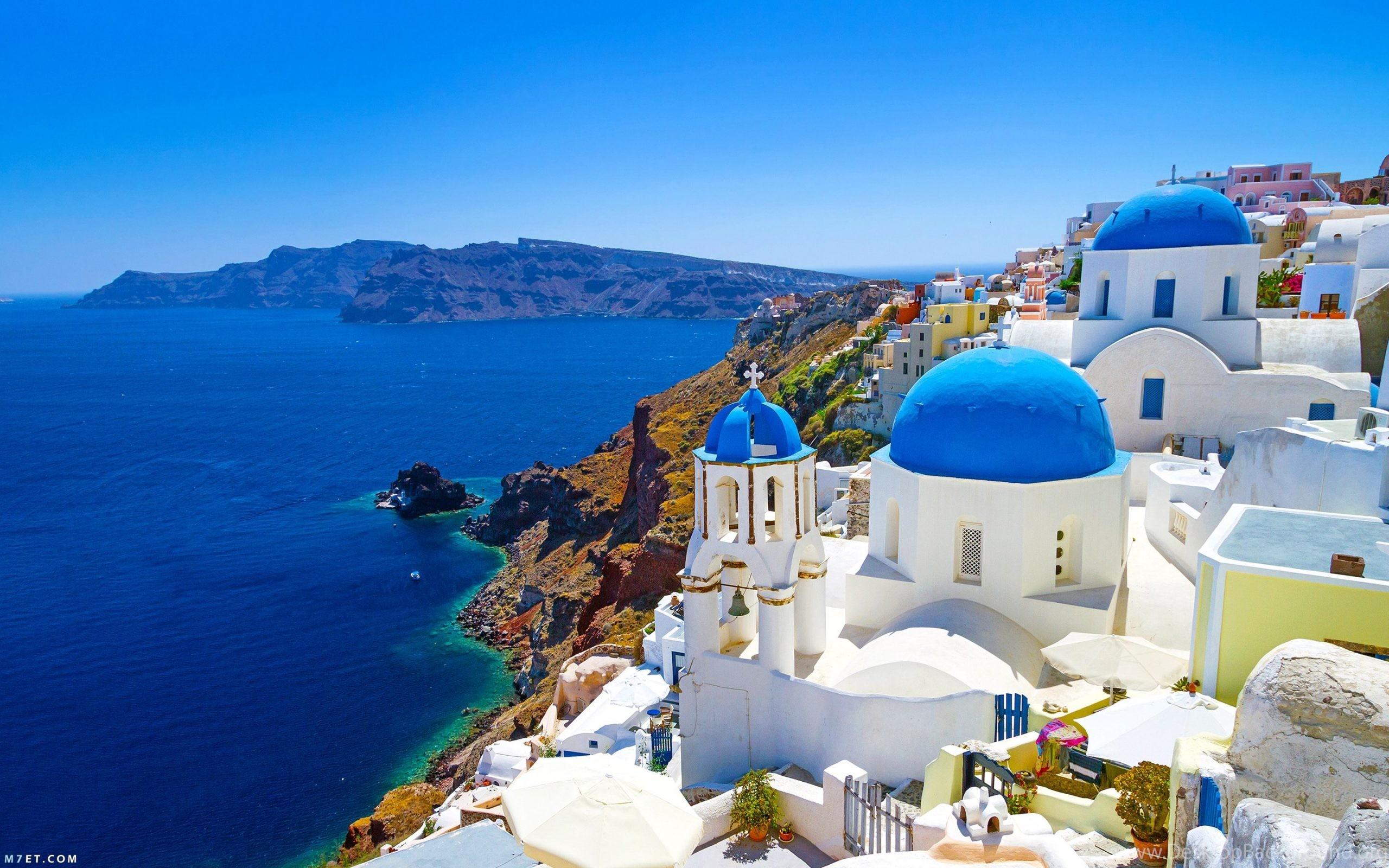 سواحل اليونان