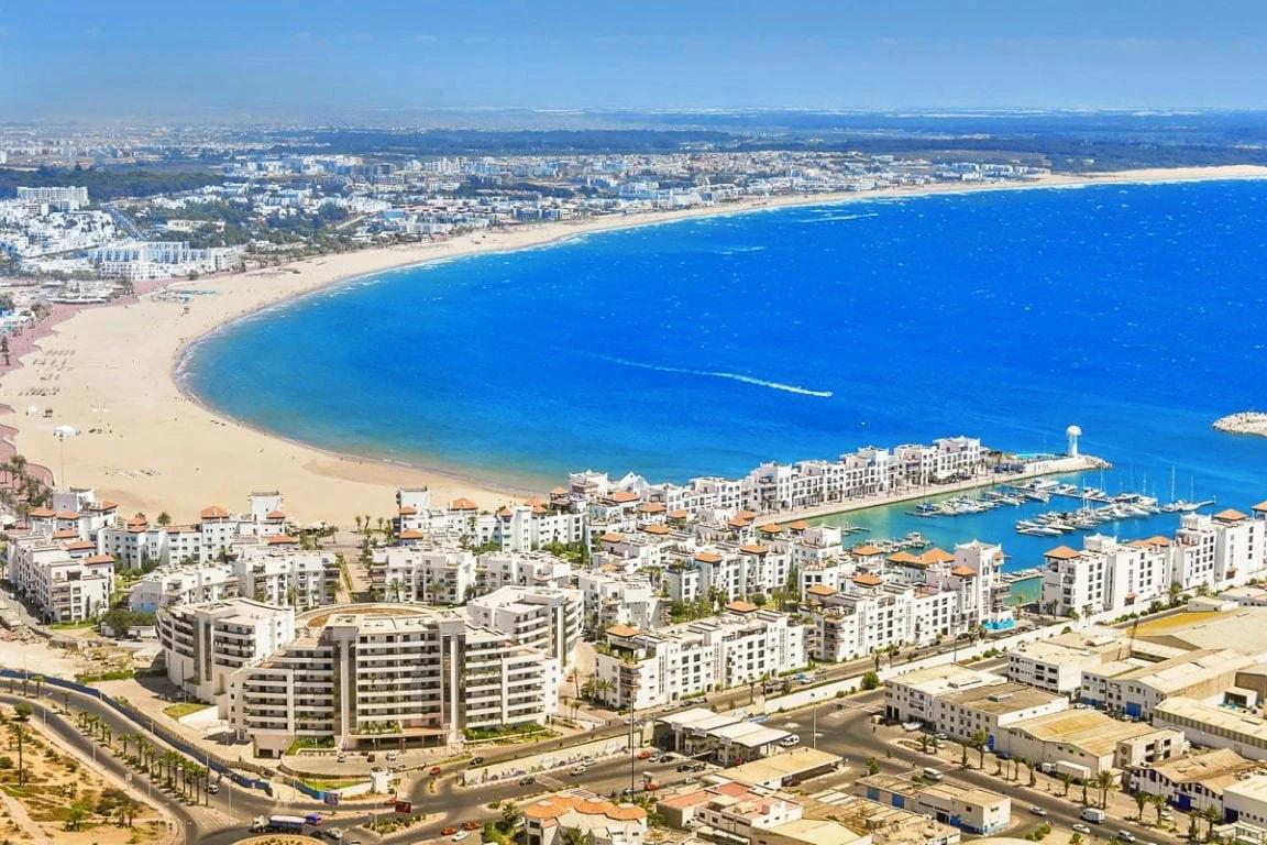 دولة المغرب لشهر العسل