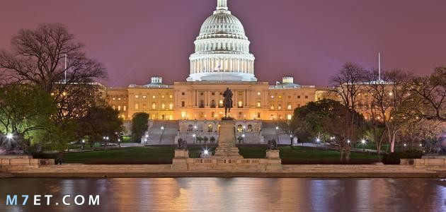 اين تذهب في واشنطن