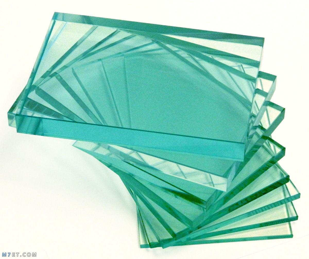 إعادة تدوير الزجاج