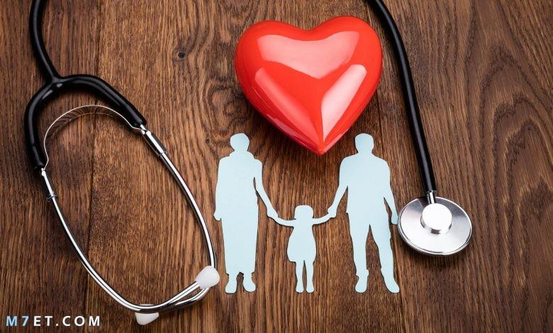 العوامل المؤثرة على الصحة