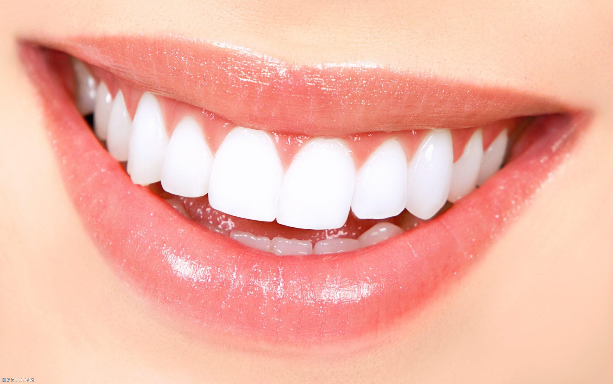 استعمال الفحم لتبييض الاسنان