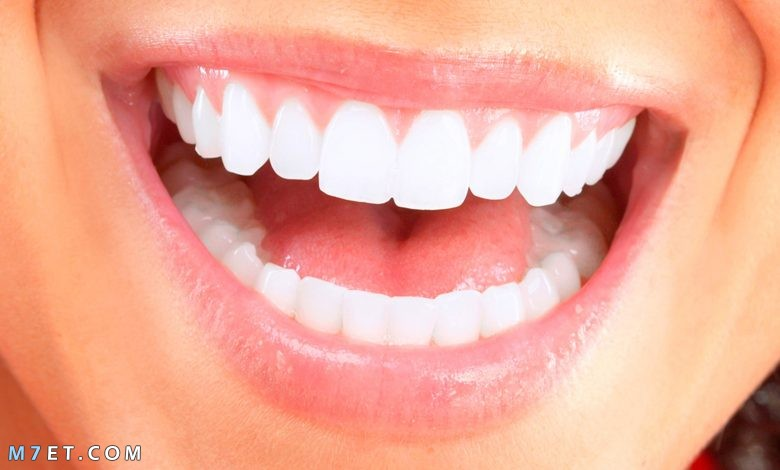 طرق تبيض الأسنان طبيعيًا