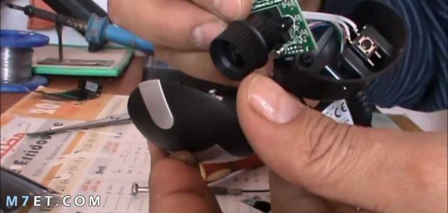كيف تصنع جهاز كشف المعادن
