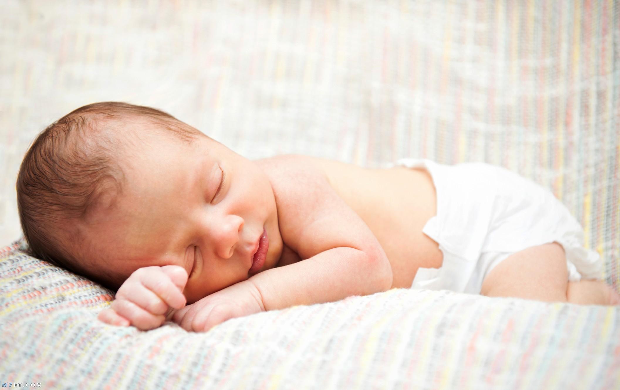 طول الطفل في اول شهور لولادة