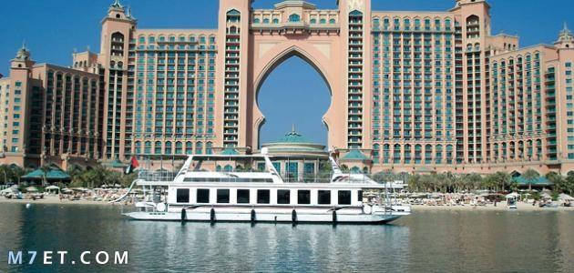 اهم المناطق السياحية في دبي