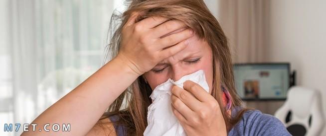 الفرق بين الزكام والأنفلونزا