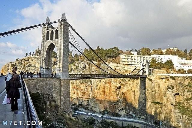 اهم المناطق السياحية في الجزائر