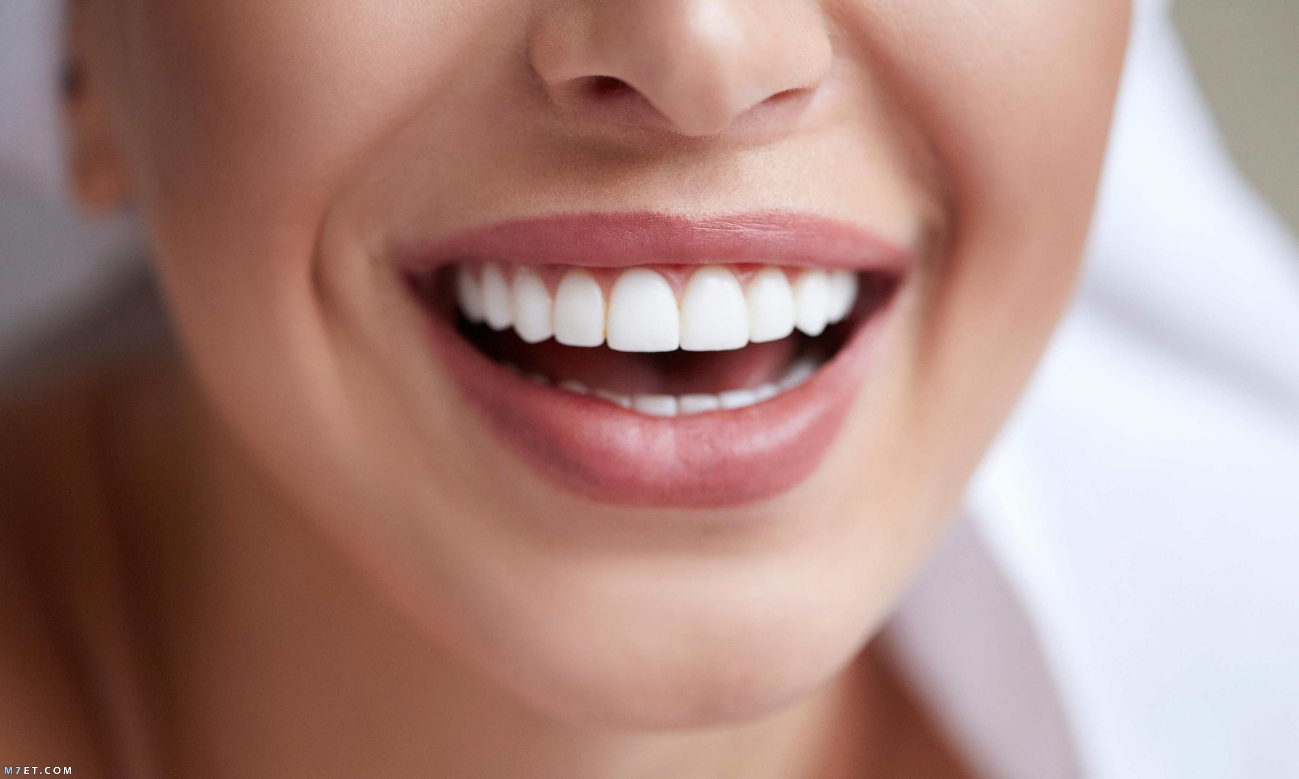 خلطات لتبييض الأسنان