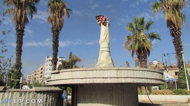تاريخ مدينة دوما