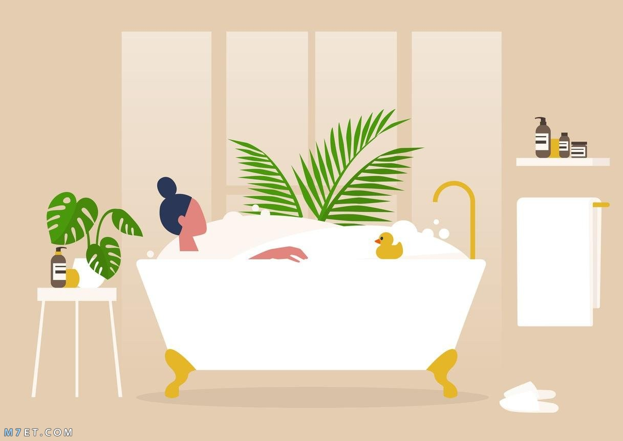 فوائد الاستحمام